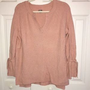 aerie Sweaters - Aerie Bell Sleeve Sweater